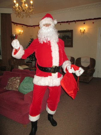 The Clarence House Hotel: Father Christmas @ The Clarence