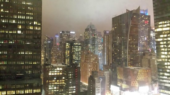 Four Points by Sheraton Midtown - Times Square: 31st Floor room 3102