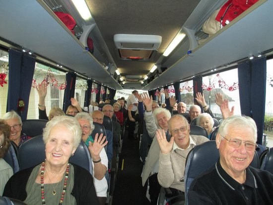 The Clarence House Hotel: More happy passengers @ The Clarence