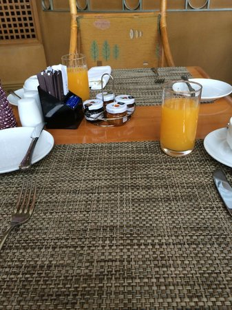 Sofitel Saigon Plaza : colazione