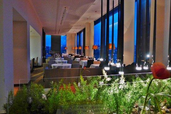 Steigenberger Hotel Bremen: Restaurant