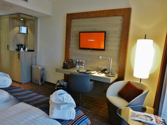 Steigenberger Hotel Bremen: Zimmer