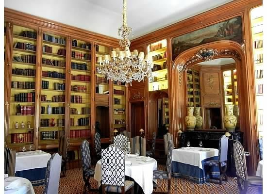 AC Santo Mauro, Autograph Collection : Restaurant