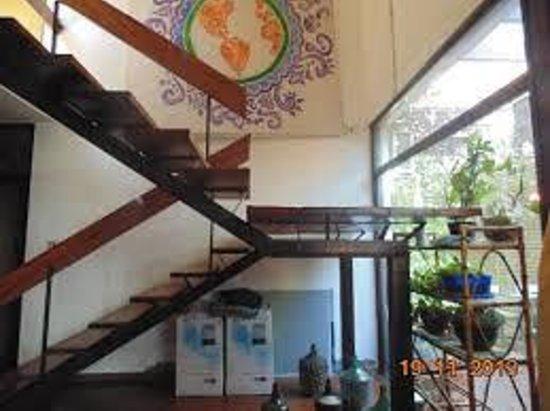 Carahue Hostel : interior