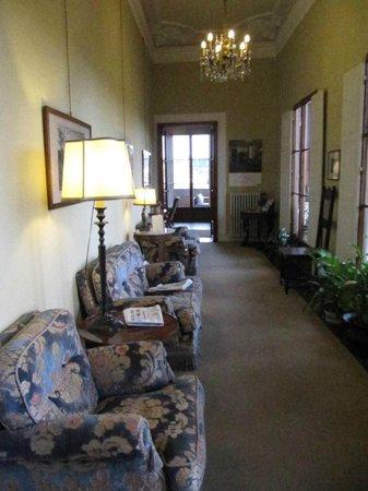 Hotel Palazzo Guadagni: loggia guadagni relax
