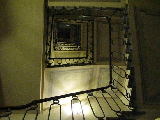 Hotel Palazzo Guadagni: meglio l'ascensore