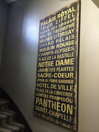 Best Western Montcalm : Couloir