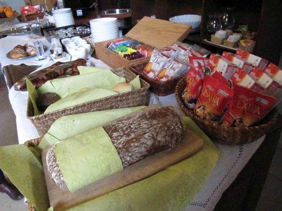 Hotel Palazzo Guadagni: colazione a buffet