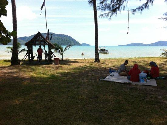 Kite Zone Phuket : Kite Zone Beach