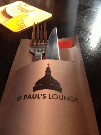 Saint Paul's Lounge Cafe