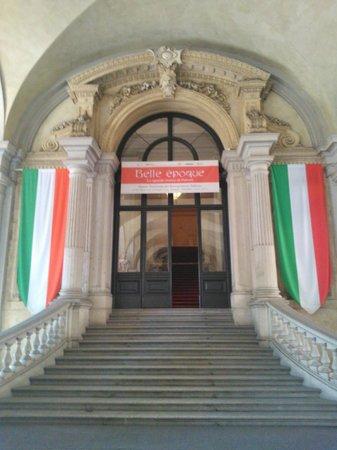 Museo Nazionale del Risorgimento : Museo ingresso