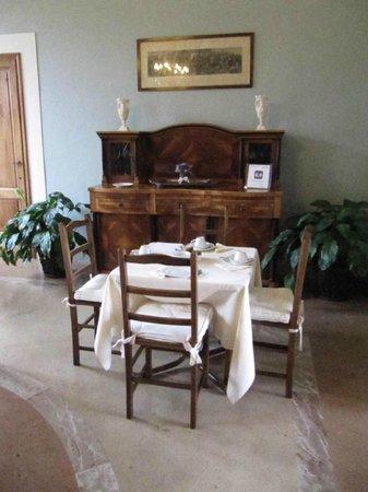 Hotel Palazzo Guadagni: sala colazioni