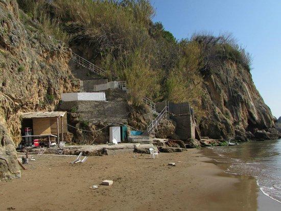 Lara Hotel Antalya: Müllhalde am Strand