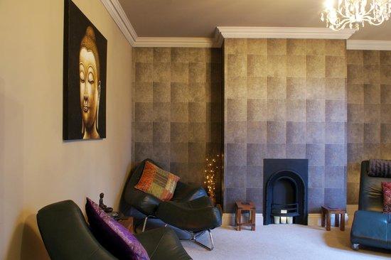 Alexandra House Holistic Health & Wellbeing Spa: Relaxation room