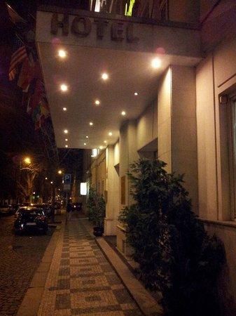 Hotel Ametyst Prague: Hotel Ametyst