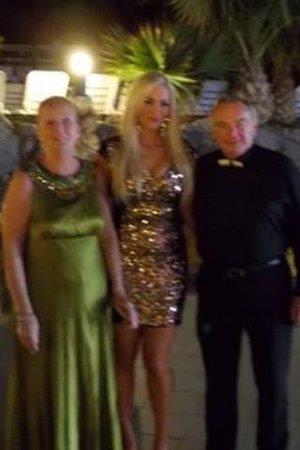 Gloria Palace San Agustín Thalasso & Hotel : Gala dinner, New Years Eve