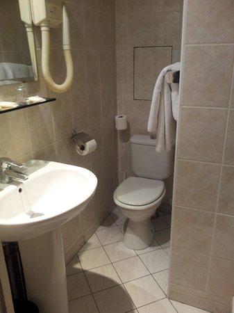 Familia Hotel: туалетная комната
