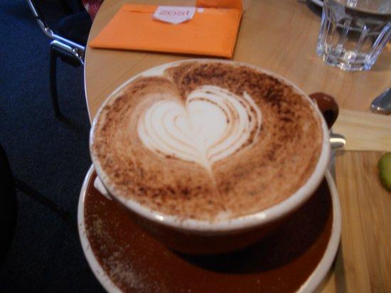 Zest Food Tours of New Zealand: Hot Chocolate