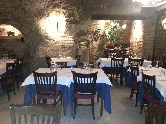 Hostaria Costanza: Saletta stupenda