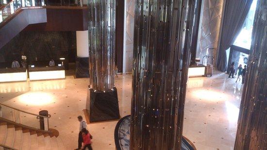InterContinental Kuala Lumpur: Recepciön