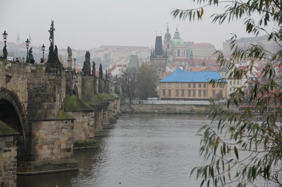 Most Karola (Karluv Most): красотища
