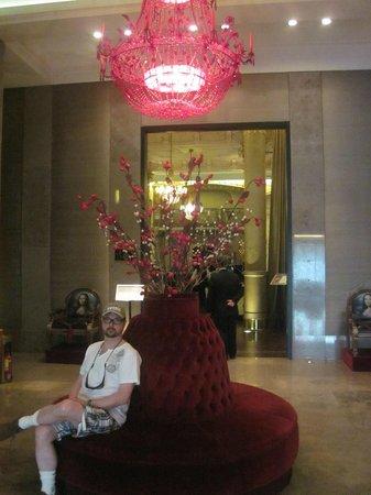 Savoy Hotel : Lobby