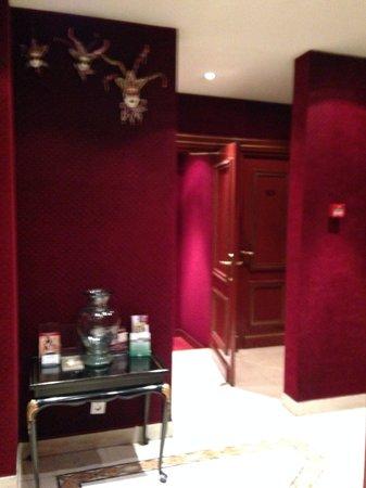 Villa Opera Drouot : Acceso ascensores