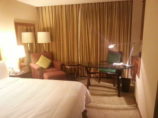 Renaissance Wuhan Hotel: bureau