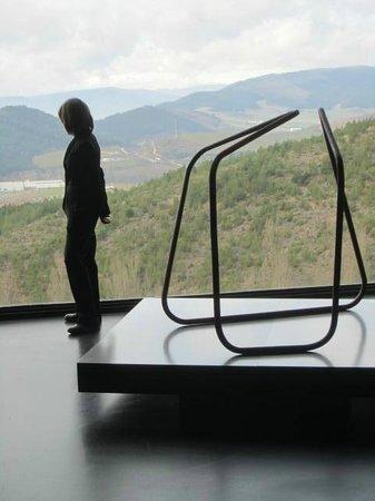 Fundación Museo Oteiza: View over the valley