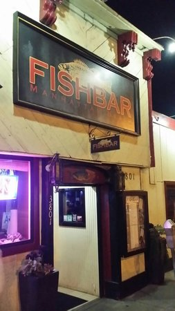 Fishbar Manhattan Beach Seafood Restaurant : Fishbar at Manhattan Beach, Los Angeles.
