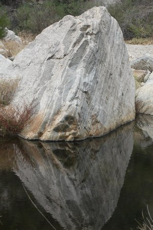 Sabino Canyon: Pools and rocks