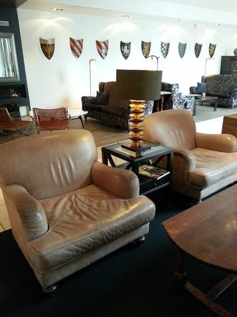 Hotel Kong Arthur: Hotel Lounge