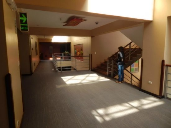 Wyndham Cusco Saqsayhuaman: Corredores