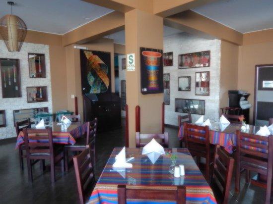 Wyndham Cusco Saqsayhuaman: Area de estar