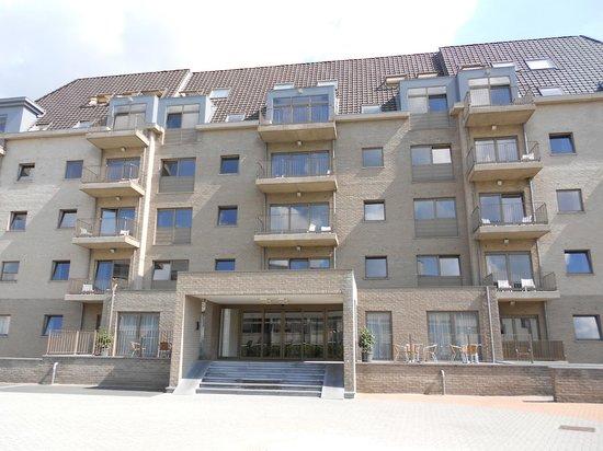 Corsendonk Viane Apartments: Corsendonk Viane Aparthotel
