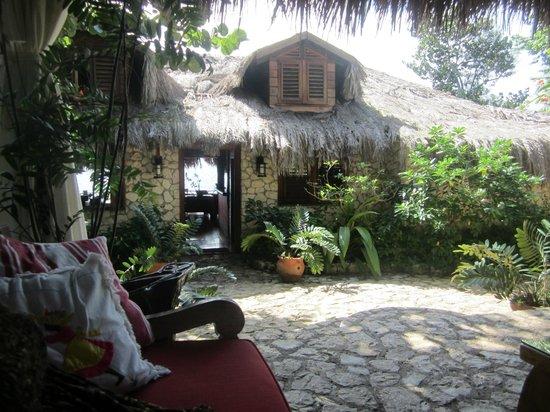 Tensing Pen Resort : Welcome Area