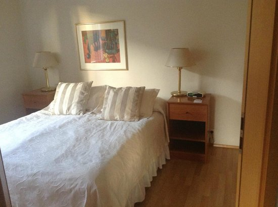 Hotel Fron: Separate bedroom