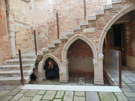 Hotel Ca' Zusto Venezia : Courtyard
