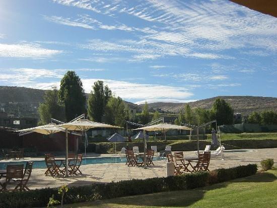 Hotel El Lago Estelar: Vista desde la habitación