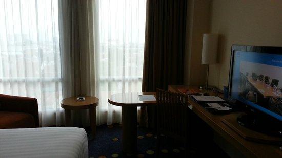 Novotel Bandung: The room