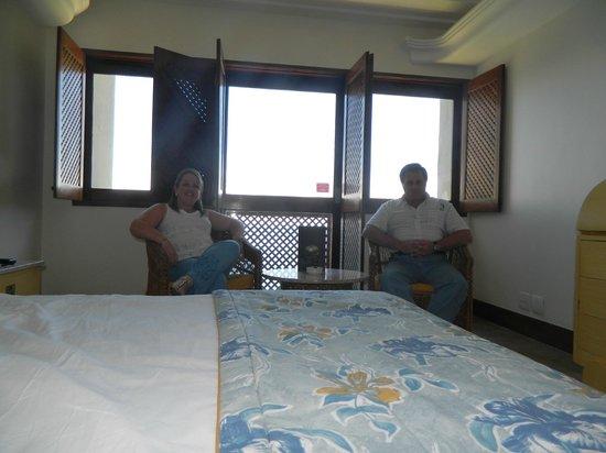 Bahia Othon Palace: En la Habitación