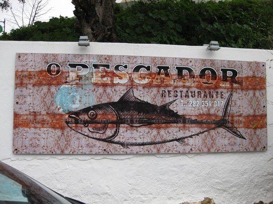 O Pescador Benagil: welcome to o pescador