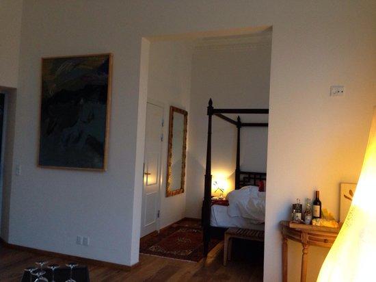 Babette Guldsmeden - Guldsmeden Hotels : Nice livingroom