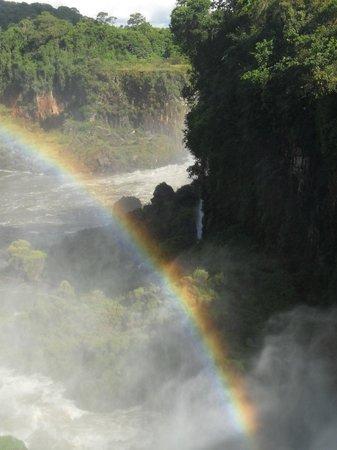 Iguazu Falls : Día de sol!!!!!
