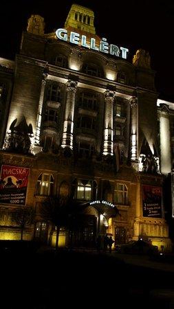 Danubius Hotel Gellert: Exterior