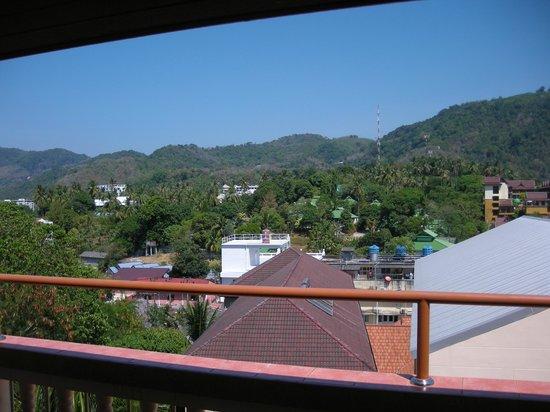 SP House Phuket: Балкон