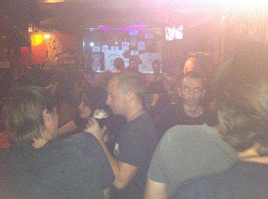 Golden Gloves Hard Rock Pub: Hard Rock Karaoke. Once a month