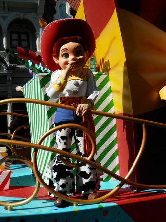 Magic Kingdom : Parade