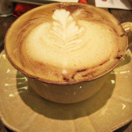 Mama Framboise: Cappuccino !!