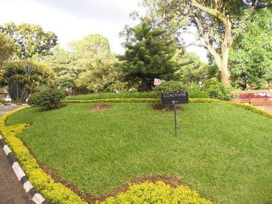 Sunbird Capital: Nice garden